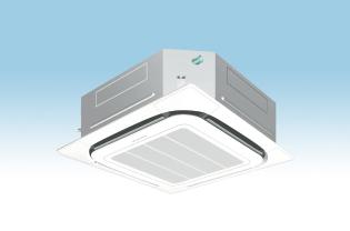 ZEAS & Top Air 商用變頻空調(嵌入式)
